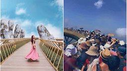 """Từ những hình ảnh du lịch """"trên mạng"""" và """"thực tế"""" sau đây, bạn sẽ thấy: đời không như là mơ nếu còn trao niềm tin vào... mạng xã hội"""
