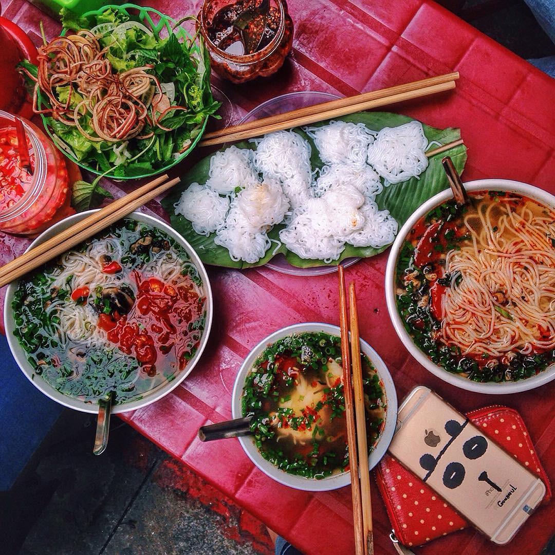 Những món ăn nghe tên là đã thấy mùa hè Hà Nội - Ảnh 4.