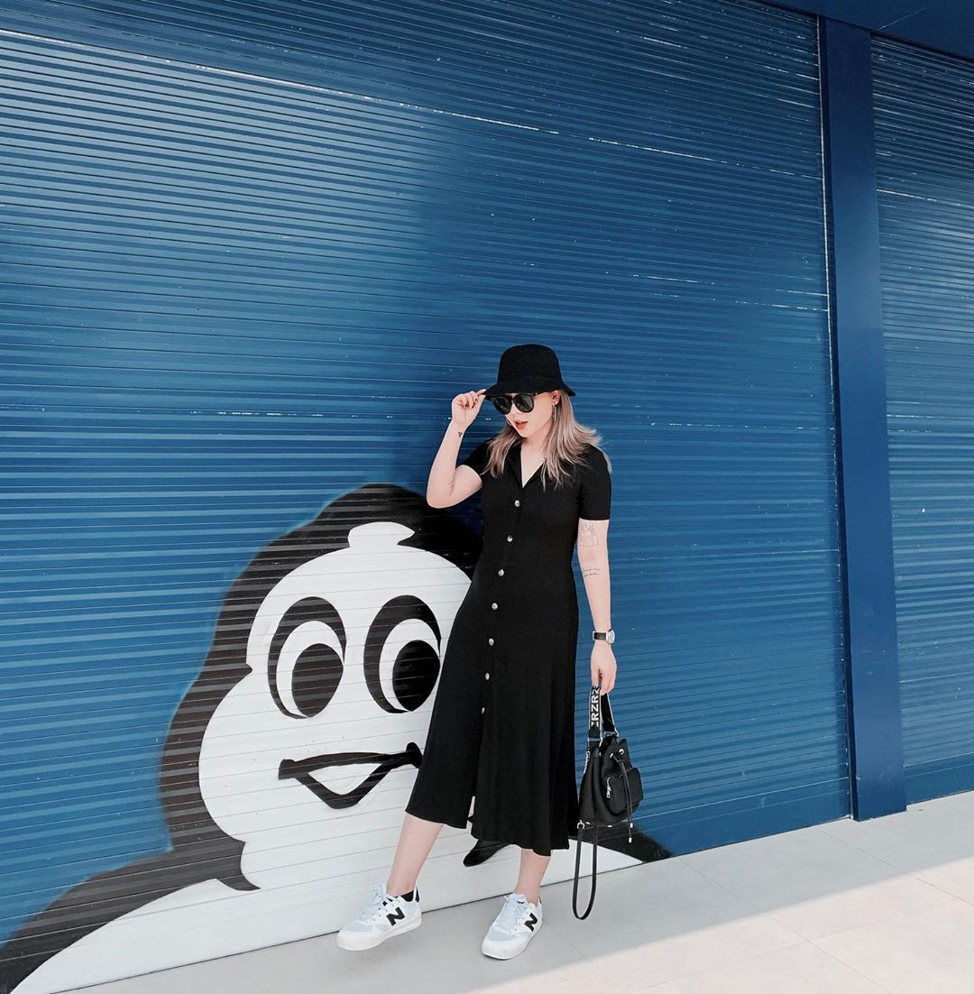 street style hot mom - Ảnh 3.