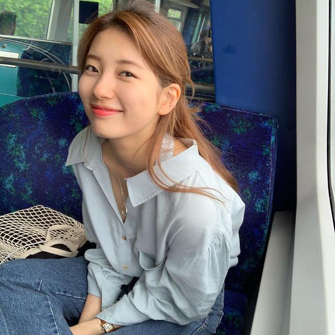 Chỉ có thể là Suzy: Đi du lịch châu Âu mà chụp hình... nhìn như ở Ba Vì, may là chị vẫn đẹp nên fan tha thứ hết! - Ảnh 9.