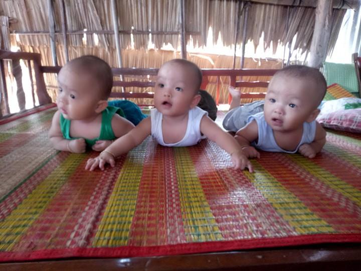 Hành trình thai kỳ gian nan, sinh xong còn khổ cực gấp 10 lần của mẹ mang thai 3 - Ảnh 14.