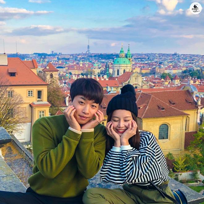 Xem xong loạt ảnh du lịch vòng quanh thế giới của cặp đôi người Hàn này, bạn sẽ muốn sắm người yêu ngay lập tức đấy! - Ảnh 1.