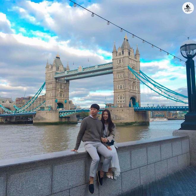 Xem xong loạt ảnh du lịch vòng quanh thế giới của cặp đôi người Hàn này, bạn sẽ muốn sắm người yêu ngay lập tức đấy! - Ảnh 5.