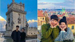"""Xem xong loạt ảnh du lịch vòng quanh thế giới của cặp đôi người Hàn này, bạn sẽ muốn """"sắm"""" người yêu ngay lập tức đấy!"""