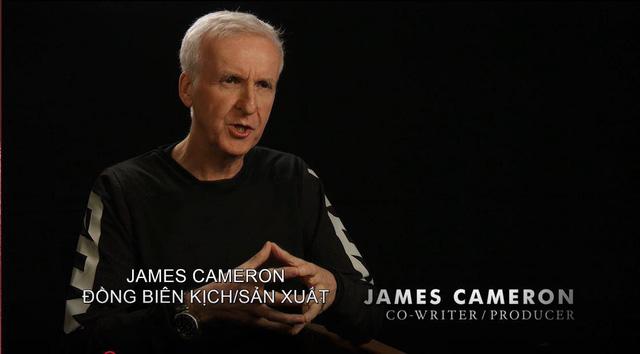 Kẻ Hủy Diệt trở lại dưới bàn tay nhào nặn của ông hoàng bom tấn James Cameron - Ảnh 1.