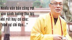 Chuyện 'Độ ta không độ nàng', Trụ trì Chùa Hương: Chỉ có tiêu tiền hình như là người đời chưa nhờ ai tiêu hộ!