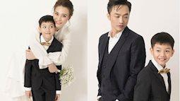 Cường Đô La và Đàm Thu Trang chúc mừng sinh nhật Subeo, nhưng bất ngờ tiết lộ phía sau bức ảnh