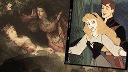 Sự thật về Công chúa ngủ trong rừng: Câu chuyện nhuốm màu đen tối từ cưỡng bức, ngoại tình đến giết vợ để chạy theo nhân tình