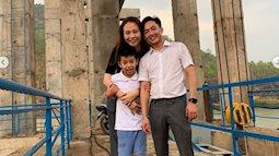 Hành động khó hiểu của Đàm Thu Trang sau khi đăng ảnh chúc mừng sinh nhật Subeo