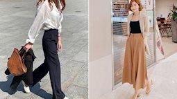 """Đây chính là mẫu quần """"diệu kỳ"""" dù béo hay gầy cũng mặc đẹp, và còn cực mát mẻ để diện trong hè"""