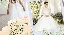 """Váy cưới 2019: Xu hướng năm nay cực đổi mới với loạt """"thiết kế đón khách"""" mà bạn phải xem ngay"""