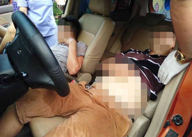 Lý do ô tô lao vỉa hè Hà Nội, tài xế ngủ lay không tỉnh - Ảnh 3.