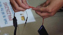 Phát hiện hàng loạt đường dây cung cấp thiết bị gian lận