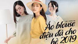 Những cô nàng tuổi 30 muốn trẻ hóa style đi làm: Xem ngay 22 mẫu áo blouse siêu xinh đến từ các thương hiệu này