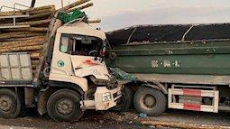 Xác định danh tính 2 nạn nhân tử vong trong vụ xe tải đâm đuôi xe ben trên cầu Thanh Trì