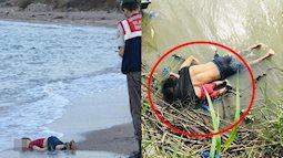 """Hình ảnh hai cha con người di cư chết đuối gây rúng động thế giới, gợi nhắc thảm kịch """"em bé Syria"""" năm nào"""