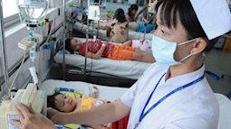 Số ca bệnh sốt xuất huyết gia tăng: Trong tuần, TP. Hà Nội ghi nhận thêm 110 ca bệnh