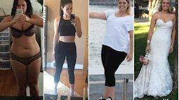 Hãy để 10 cô gái vàng trong làng giảm cân tiếp thêm động lực cho bạn: Nếu đã có quyết tâm thì cân nặng chỉ là chuyện nhỏ