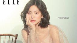Song Hye Kyo chính thức lên tiếng khi Song Joong Ki đệ đơn ly hôn, đưa ra lý do cho việc tan vỡ