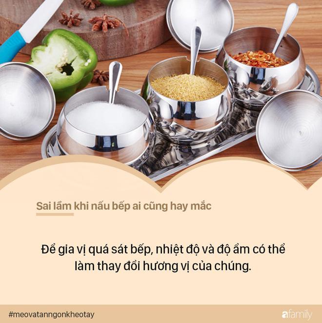 5 sai lầm trong bếp mà hầu hết các mẹ mắc phải nhưng ai cũng tưởng mình làm đúng rồi - Ảnh 4.
