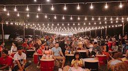 Hơn 30 nghìn lượt khách đã đến với khu phức hợp Jam Swanpark