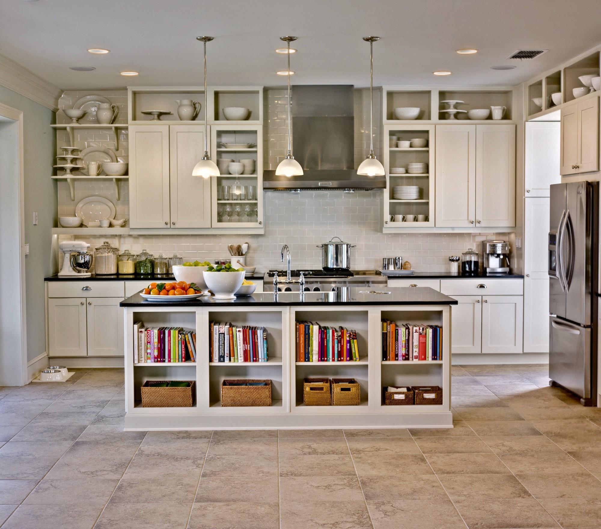 Thiết kế nhà bếp nay khác xưa thế nào  - Ảnh 7.