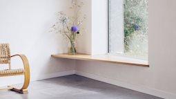 14 ý tưởng sàn bê tông giúp cho bất cứ căn phòng nào cũng trở nên mát mẻ hơn ngay khi nhìn thấy