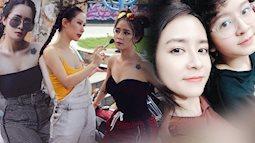 Cô gái xinh đẹp vừa hôn cháy bỏng Việt Anh: Lấy chồng năm 19 tuổi, đến năm 21 tuổi khóc nghẹn làm mẹ đơn thân
