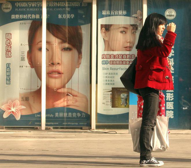 Tân sinh viên xứ Trung đổ xô trùng tu nhan sắc trước khi lên đại học để mở rộng đường sự nghiệp và tình yêu - Ảnh 4.
