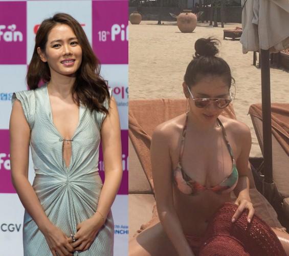 Nhiều sao và con gái Hàn có vòng 1 giọt nước đẹp như mơ nhờ công nghệ làm ngực đặc biệt của đất nước này - Ảnh 2.