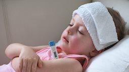 Sốt phát ban ở trẻ: Cách chăm sóc cho đúng nhất mẹ có thể làm ở nhà để con nhanh khỏi bệnh