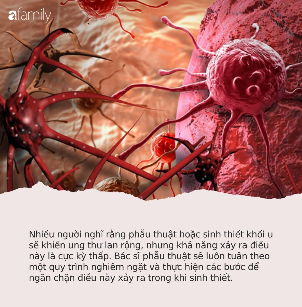 Những quan niệm sai lầm đẩy bệnh nhân ung thư nhanh tới cửa tử, nên ngừng tin ngay lập tức - Ảnh 5.