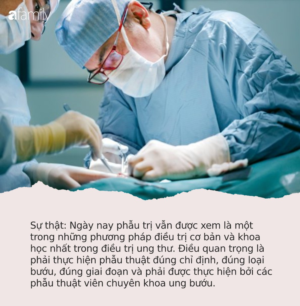 Bác sĩ bệnh viện Ung bướu chỉ ra những quan niệm sai lầm đẩy bệnh nhân ung thư nhanh tới cửa tử, nên ngừng tin ngay lập tức - Ảnh 4.