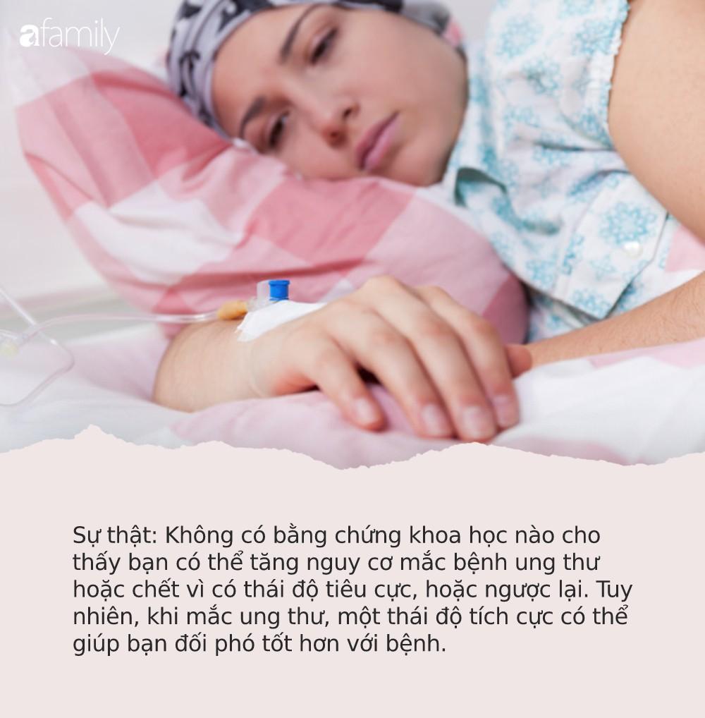 Bác sĩ bệnh viện Ung bướu chỉ ra những quan niệm sai lầm đẩy bệnh nhân ung thư nhanh tới cửa tử, nên ngừng tin ngay lập tức - Ảnh 5.