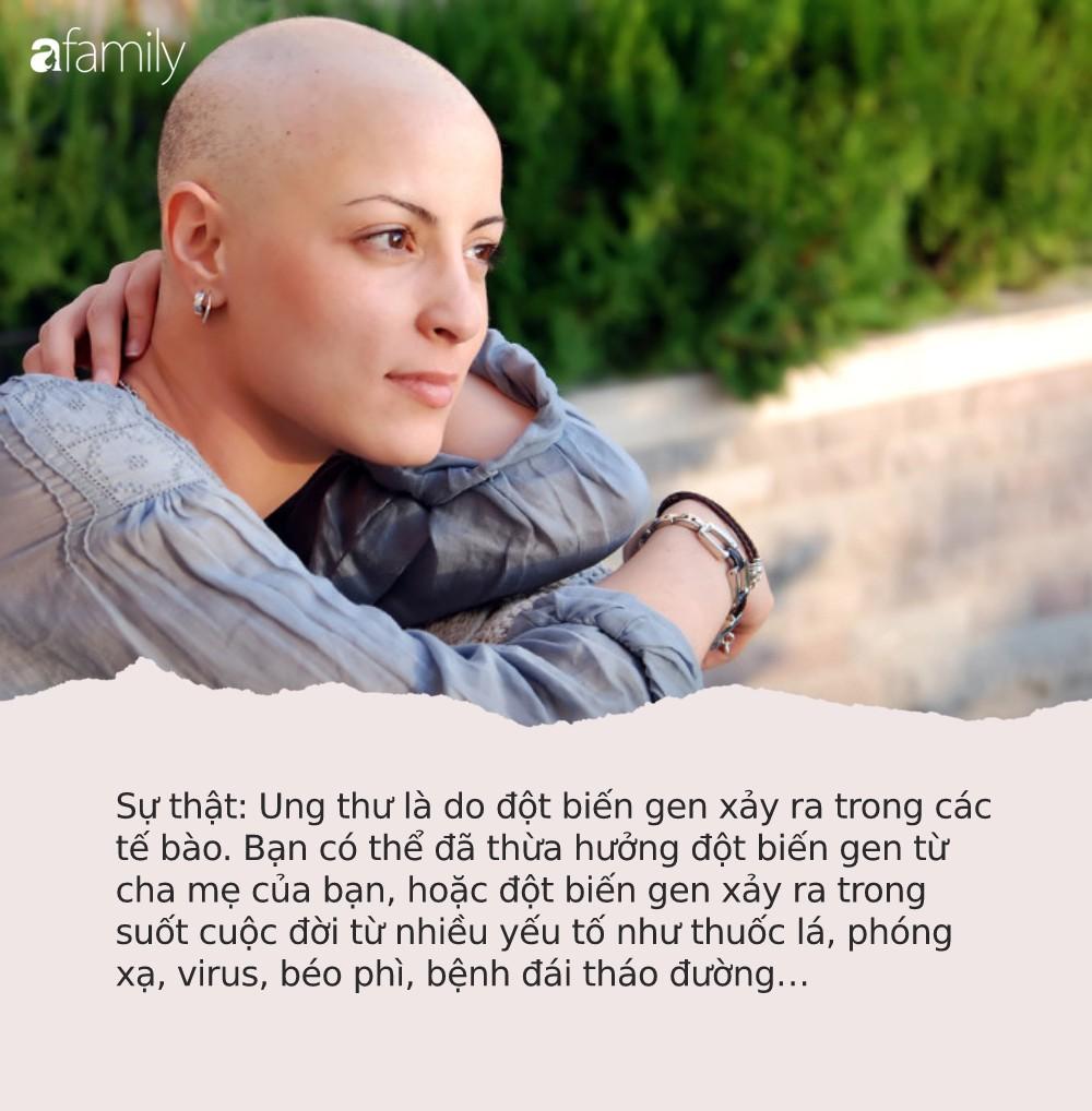 Bác sĩ bệnh viện Ung bướu chỉ ra những quan niệm sai lầm đẩy bệnh nhân ung thư nhanh tới cửa tử, nên ngừng tin ngay lập tức - Ảnh 12.