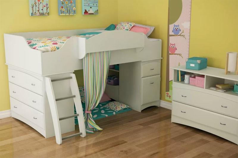 Những gợi ý giường tầng độc đáo cho các bé - Ảnh 13.
