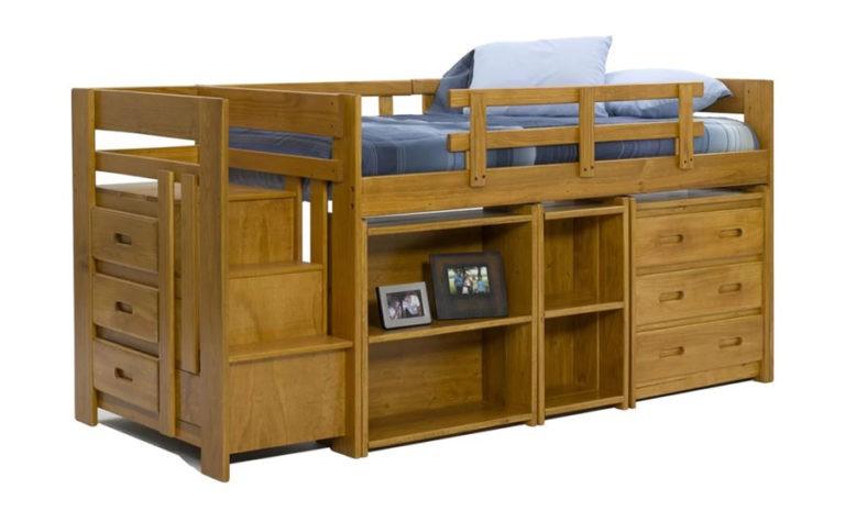 Những gợi ý giường tầng độc đáo cho các bé - Ảnh 2.