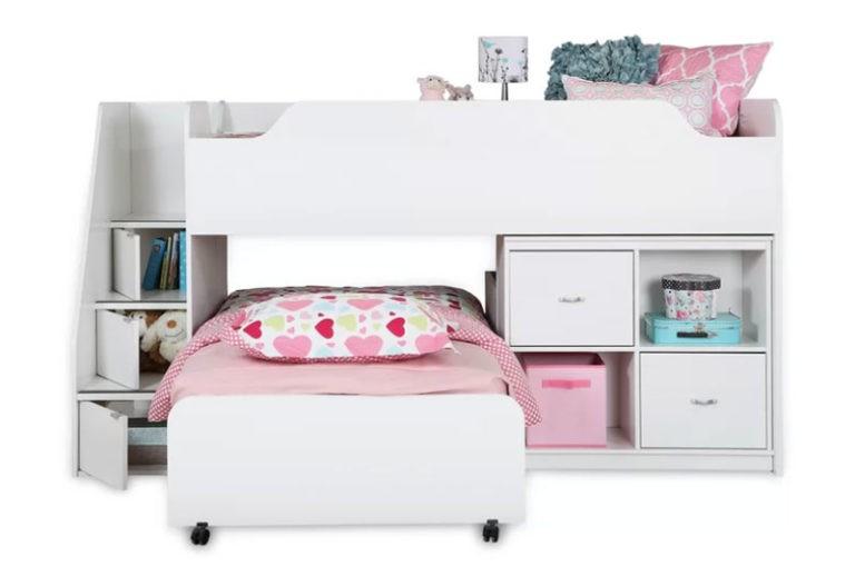 Những gợi ý giường tầng độc đáo cho các bé - Ảnh 3.