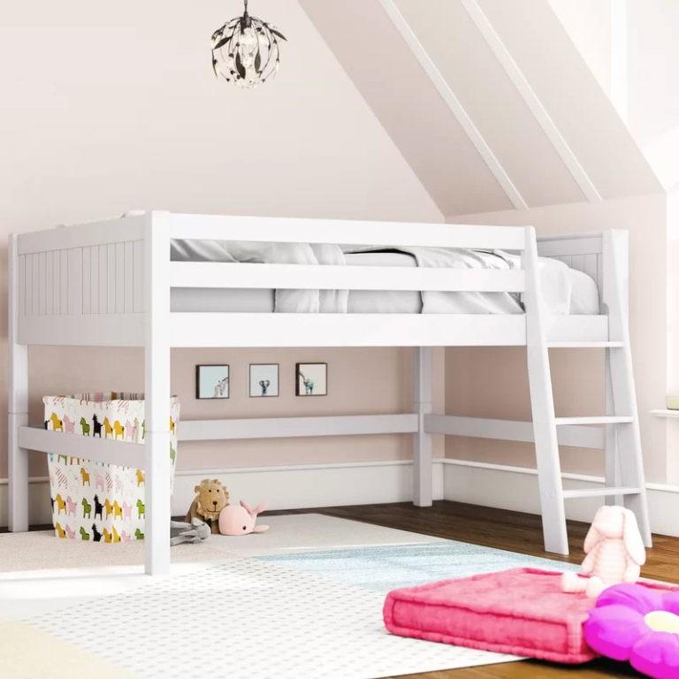 Những gợi ý giường tầng độc đáo cho các bé - Ảnh 4.