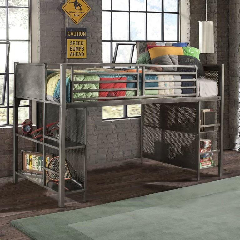 Những gợi ý giường tầng độc đáo cho các bé - Ảnh 7.