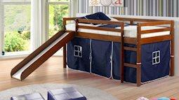 11 mẫu thiết kế giường tầng độc đáo cho bé