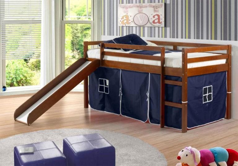 Những gợi ý giường tầng độc đáo cho các bé - Ảnh 8.