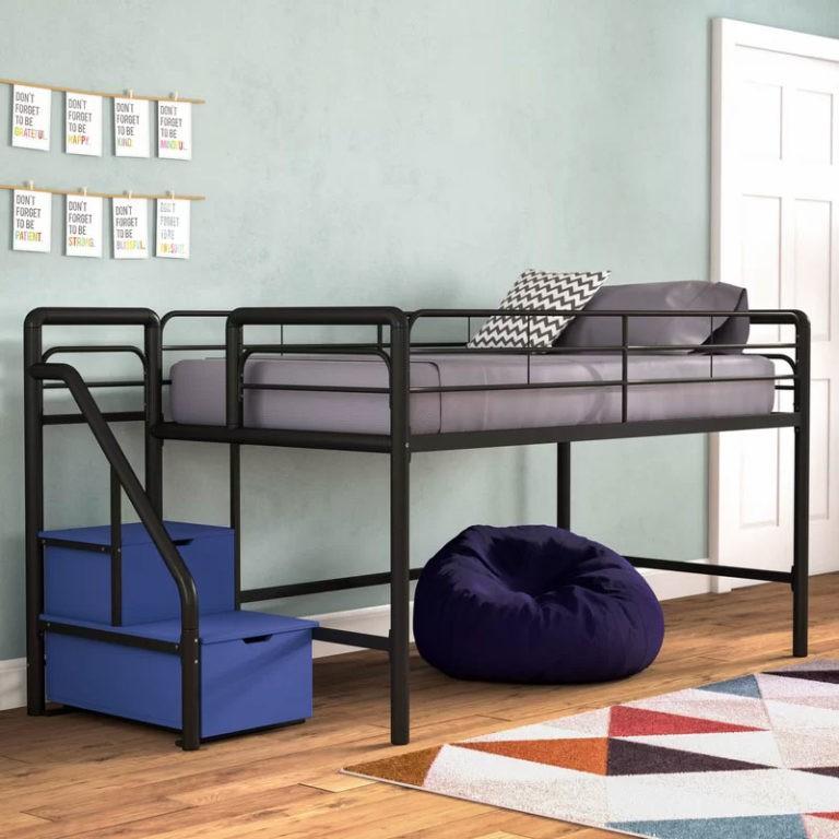 Những gợi ý giường tầng độc đáo cho các bé - Ảnh 9.