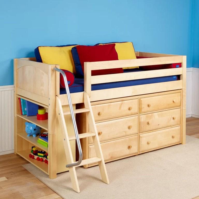 Những gợi ý giường tầng độc đáo cho các bé - Ảnh 10.