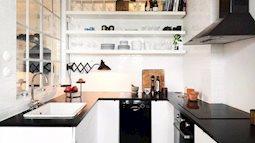 25 nhà bếp nhỏ đẹp hoàn hảo chứng minh kích thước không phải là vấn đề