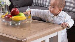 Để tránh trường hợp đáng tiếc xảy ra, đây là những đồ dùng bảo vệ trẻ không thể thiếu trong nhà mà các mẹ cần biết
