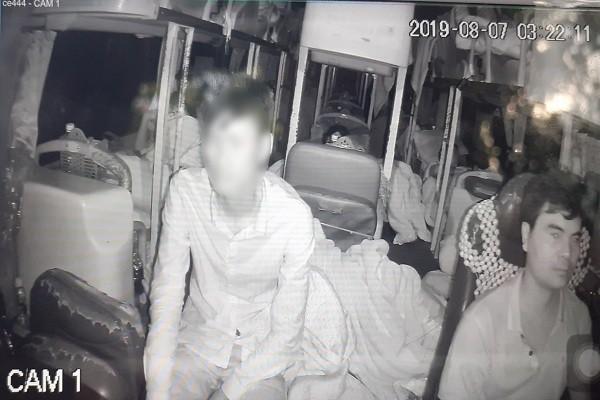 Nữ hành khách Hà Tĩnh tố bị phụ xe sàm sỡ trên đường ra Hà Nội - Ảnh 2.