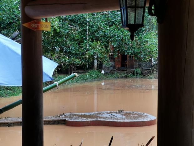 Sốc trước cảnh tượng Ma Rừng Lữ Quán Đà Lạt sau khi bị nhấn chìm trong biển nước, KDL thông báo tạm ngưng hoạt động - Ảnh 3.