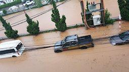 Sốc trước cảnh tượng Ma Rừng Lữ Quán Đà Lạt sau khi bị nhấn chìm trong biển nước, KDL thông báo tạm ngưng hoạt động