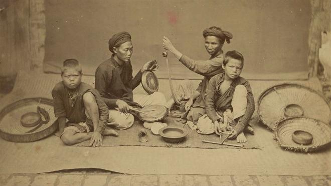 """Bậc trượng phu trong thương trường Bạch Thái Bưởi (Bài 2) """"Đội quân"""" hát xẩm giúp hãng tàu Việt đánh bại đối thủ nước ngoài - Ảnh 1"""